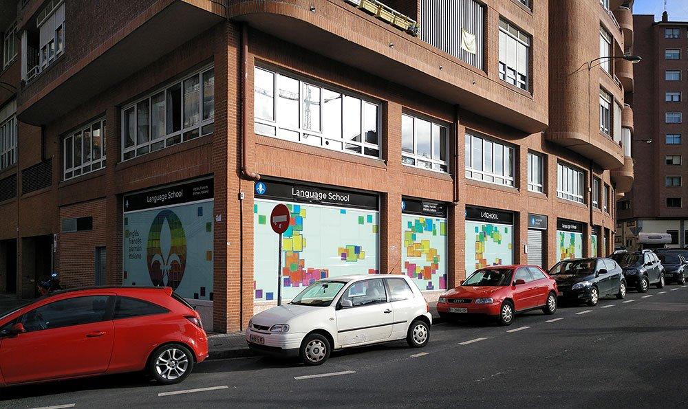 Centro L-School en Sarriko